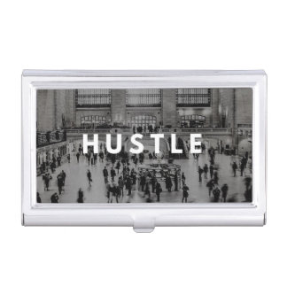 Hustle Grand Central Business Cardholder Business Card Holders