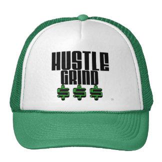 Hustle Grind And Money Hat