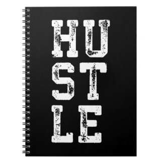 HUSTLE - Inspirational Notebooks