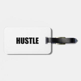 Hustle Luggage Tag