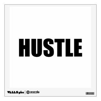 Hustle Wall Sticker
