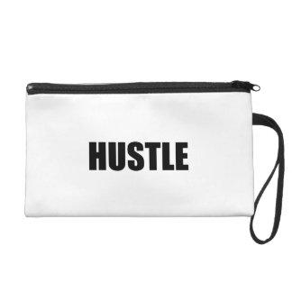 Hustle Wristlet Purses