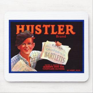 Hustler Brand Bartletts Pears Mouse Pad