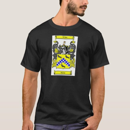 Huston Coat of Arms T-Shirt