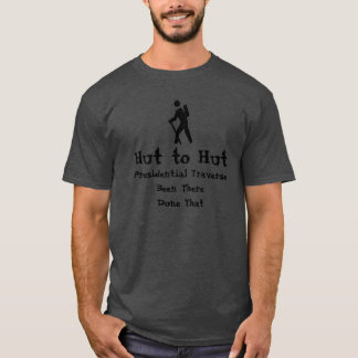 Hut to Hut Presidential Traverse T-Shirt