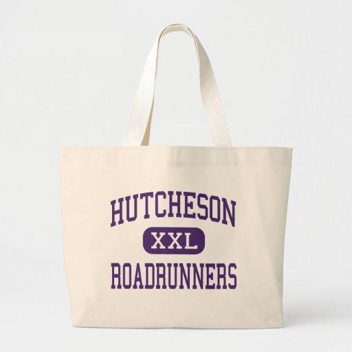 Hutcheson - Roadrunners - Junior - Arlington Texas Tote Bag