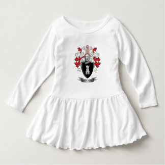 Hutchins Family Crest Coat of Arms Dress