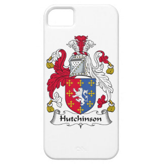 Hutchinson Family Crest iPhone 5 Covers