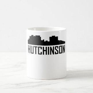 Hutchinson Kansas City Skyline Coffee Mug