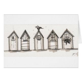 huts card