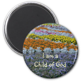 huzumigai, I am a Child of God Magnet