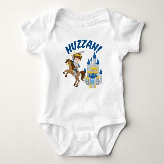 Huzzah Renaissance Faire Knight Baby Bodysuit