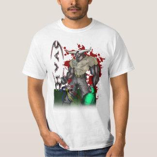 HVAC Bull 2006 Splatter T-Shirt