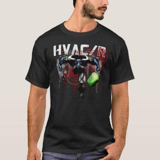 HVAC Bull Charging 2013-02 T-Shirt