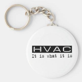 HVAC It Is Keychain