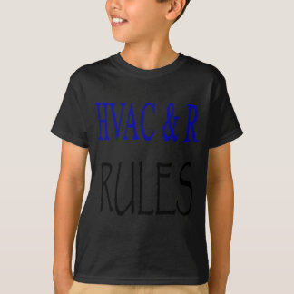 HVAC & R Rules T-Shirt