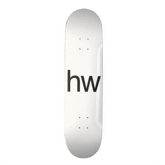 hw skate decks
