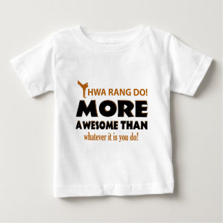 HWA RANG DO! DESIGN BABY T-Shirt