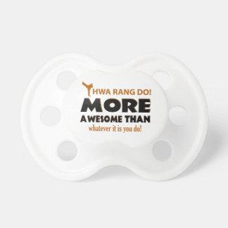 HWA RANG DO! DESIGN PACIFIER