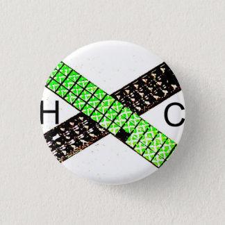 HxC 1 Inch Round Button
