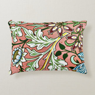Hyacinth, a William Morris pattern Accent Pillow