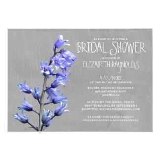 Hyacinth Bridal Shower Invitations