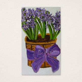 Hyacinth Business Card