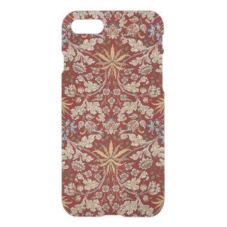 Hyacinth iPhone 7 Clear Case
