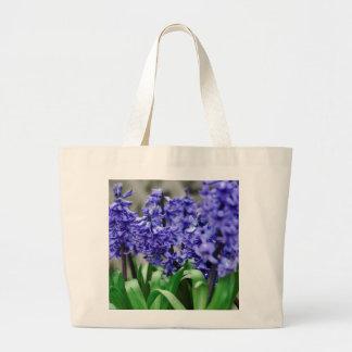 Hyacinth Large Tote Bag