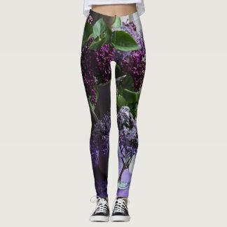 Hyacinth leggings