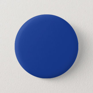 Hyacinth Macaw Blue 2 Inch Round Button