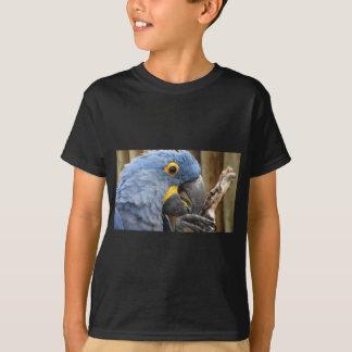 Hyacinth Macaw Parrot T-Shirt