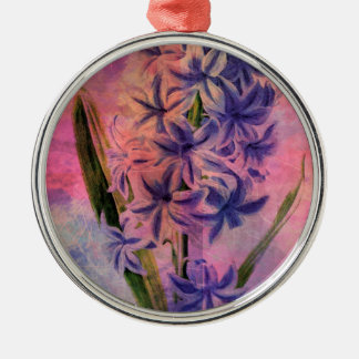 HYACINTH METAL ORNAMENT