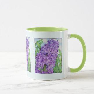 Hyacinth Mug