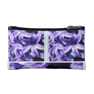 Hyacinth Small Cosmetic Bag