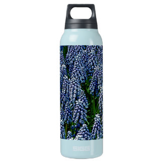 Hyacinths As Art Insulated Water Bottle