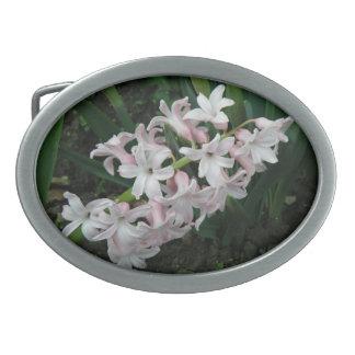 Hyacinths Belt Buckle