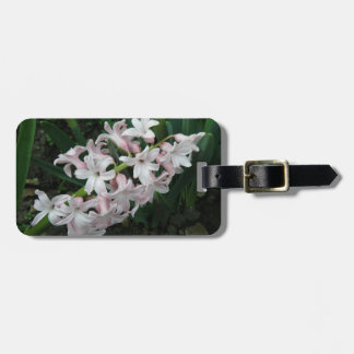 Hyacinths Custom Luggage Tag