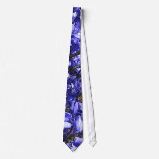Hyacinths ~Neck Tie~ Tie