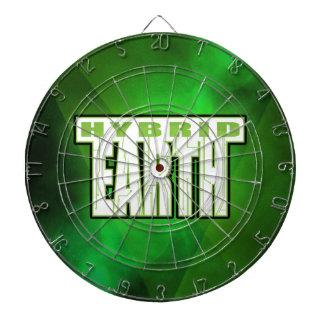 Hybrid Earth Dart Board