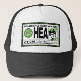 Hybrid Earth HEA Badge Hat