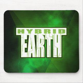 Hybrid Earth Mouse Pad