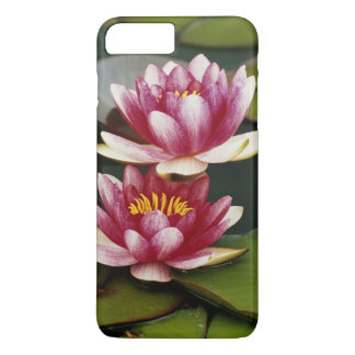 Hybrid water lilies iPhone 7 plus case