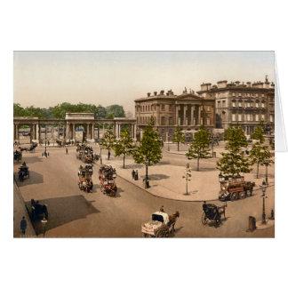 Hyde Park London England Card