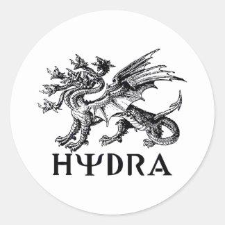 Hydra Classic Round Sticker