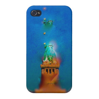Hydra Of Liberty iPhone 4 Cases