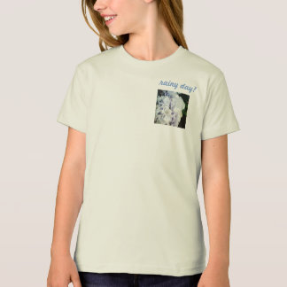 Hydrangea and day of rain T-Shirt