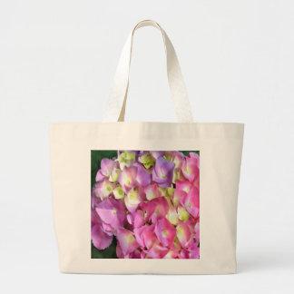 Hydrangea  Blossom  Grocery Tote