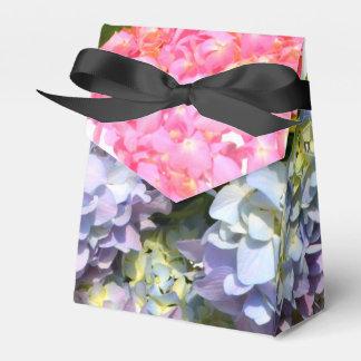 Hydrangea Bouquet Favor Box