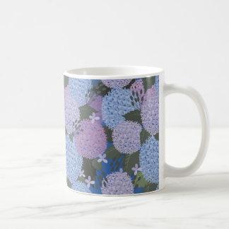 Hydrangea. Coffee Mug